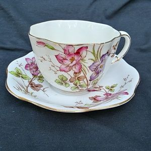 Other - Vintage Bone China teacup/saucer